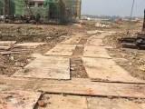 宣城钢板出租专业软基路面加固-即铺即用