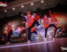 天津少儿街舞高端品牌 FB1舞蹈培训 国外大师课程