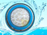 LED水下挂壁灯rgb七彩专用游泳池灯l