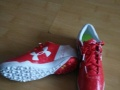 安德玛SF新足球鞋