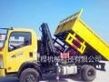 转让 起重机中国重汽3吨折臂随车吊 徐州厂家现货