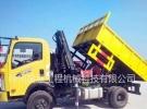 转让 起重机中国重汽3吨小型折臂吊 低价出售面议