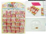 5支装透明泡泡胶/吹泡泡/可捉的泡泡/80后怀旧玩具批发0.3(