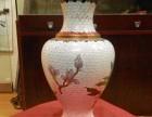 清嘉庆花卉纹赏瓶价值高吗?哪里可以鉴定估价快速交易?