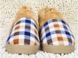男女款充电拖鞋 电暖鞋 暖脚鞋电热鞋 插