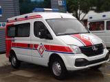 长沙救护车出租急救设备齐全
