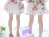 2014夏季新款童装 韩版女童半身裙 儿童公主裙小中大童欧根纱童