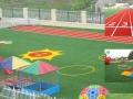 廊坊人造草坪足球场施工公司 石英砂、橡胶颗粒材料厂