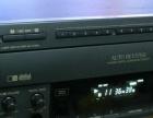 日本声宝(夏普)GF-900 双卡收录机,夏普 LD、CD播放机