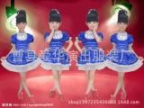 十一点半舞蹈表演服饰 女童新款厂家直销 儿童小荷风采舞蹈服