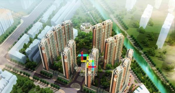 玉树效果图家装室内室外工装景观建筑产品施工设计vr