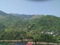 浙西大峡谷临湖山庄度假休闲的**