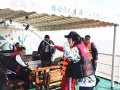 舟山休闲海捕休闲渔业渔人洲出海捕鱼