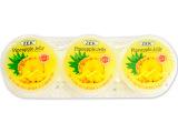 马来西亚进口零食品批发果冻 ZEK凤梨味