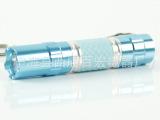 宁海强光充电手电筒厂直销铝合金led防身手电 加工伸缩变焦手电筒