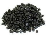 供应远丰塑化塑料粒子PC再生料黑色颗粒