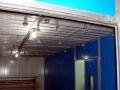 阜阳环保汽车烤漆房 家具无尘喷漆房废气处理设备