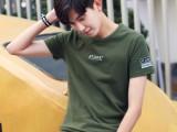 男装韩版短袖T恤