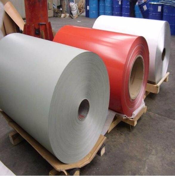 山东铝板厂 保温铝皮 铝箔 铝卷1系 济南朝阳铝业
