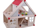 批发儿童场景布置过家家玩具 拆装小别墅模型 宝宝大房子