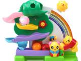 百利威 学前玩具 3y+ 益智电动轨道玩具 投果熊 88246