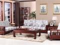 厦门木言木语央视上榜品牌,富贵祥和系列中式组合实木沙发