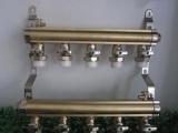 PPR接头全铜分集水器