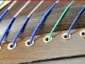 我是个人,金韵正品正品小古筝 专业考级演奏 胡桃木刻字筝