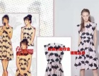 DAZZLE新品女装17夏装低价走份品牌女装加盟