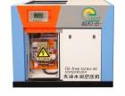 干式无油螺杆空压机与水润滑无油螺杆空压机区别