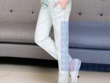 一件代发孕妇裤春夏装时尚孕妇长裤韩版托腹宽松休闲亚麻孕妇裤子