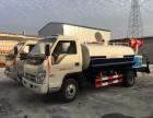 青岛厂家出售二手5吨除尘雾炮洒水车