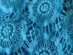 服饰布料可定制水溶蕾丝绣花布涤光丝服饰用布时尚高档优质批发