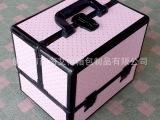 铝合金化妆箱  化妆箱  双开化妆箱   铝箱   铝合金包装箱