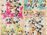 现货供应可定做多颜色玻璃纱毛巾绣电脑绣花布 定位花服饰用布