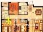 中冶蓝湾 两室半一厅 户型方正 江大后门 地理位置好