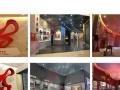 承接展厅、设计、策划及制作安装等量化工程