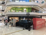 西安车展专用灯柱出租,西安展览专用灯柱,西安车展灯光架出租