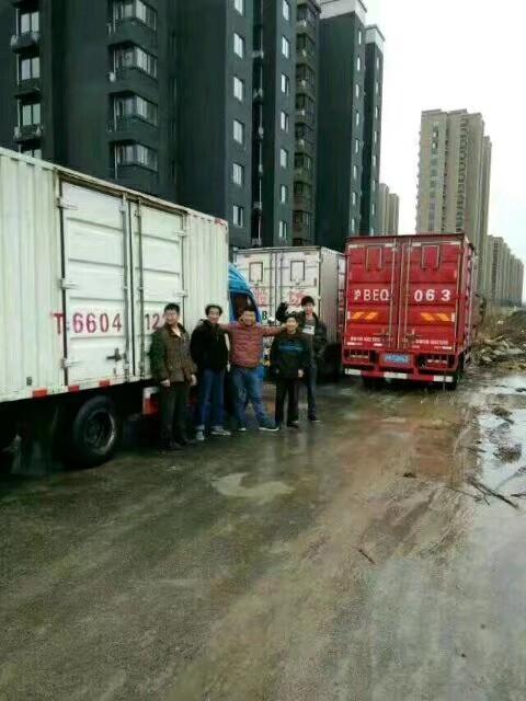 上海宝山金罗搬家公司 优惠 方便快捷