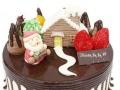 邓州市鲜花蛋糕预定水果蛋糕专业网站送货上门蛋糕邓州