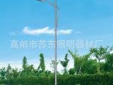 太阳能路灯灯具 太阳能路灯图片 扬州路灯厂家专业生产 苏东照明