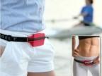 多功能腰包 腰带 证件旅行男女B65G