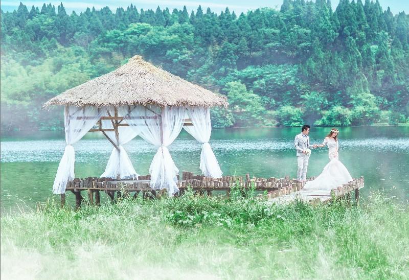拍婚纱订婚庆就找 盐亭角色婚纱 婚庆