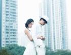 北京拍简约时尚婚纱照多少钱 当场可选透明元素摄影