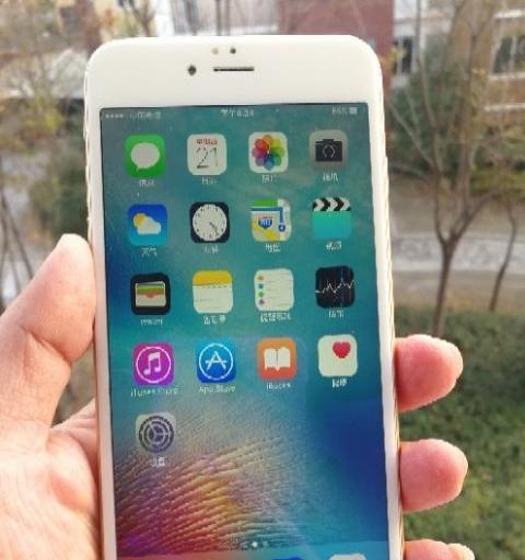 苹果6p 国行全新成色