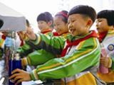 禹泉环保打通线上线下,随时随地查看新学校直饮水工程产品