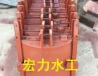 宏力供应优质铸铁闸门PZGM型弧高水头潜没式铜止水铸铁闸门