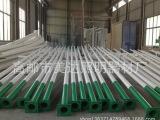 8米单臂路灯杆 壁厚3.25mm A字型
