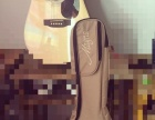 AXE41寸民谣电箱吉他9成新