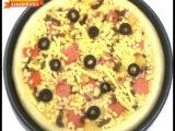 6寸豪华至尊披萨,速冻半成品披萨、披萨、冷冻披萨、保鲜披萨